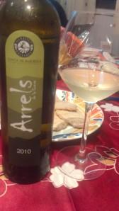 Arrels 2010. Chardonnay.