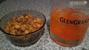 Aperol y Glen Grant. ¡Delicioso!