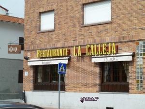 Restaurante La Calleja.