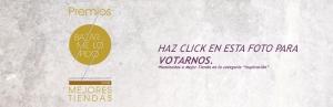 ¡Click en la foto para votarnos en Premios Bazar Me Lo Pido!