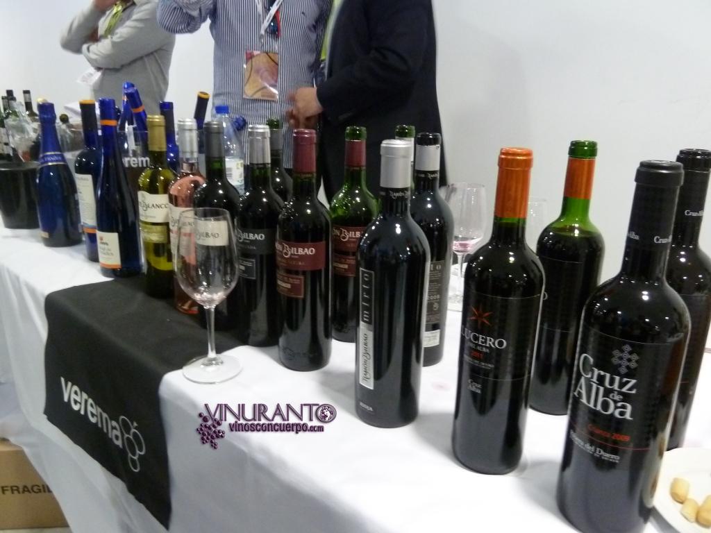 Los vinos de Ramón Bilbao.