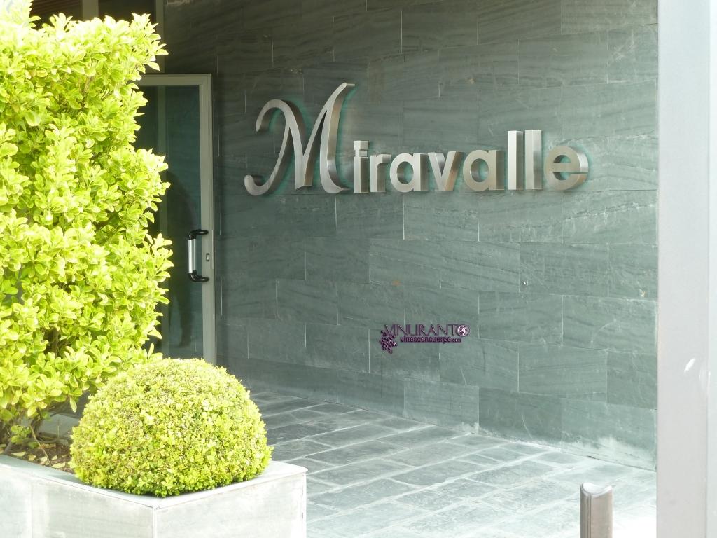 Entrada de Miravalle