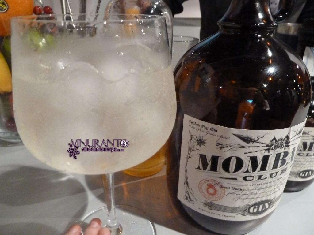 Gin&Tonic de Mombasa