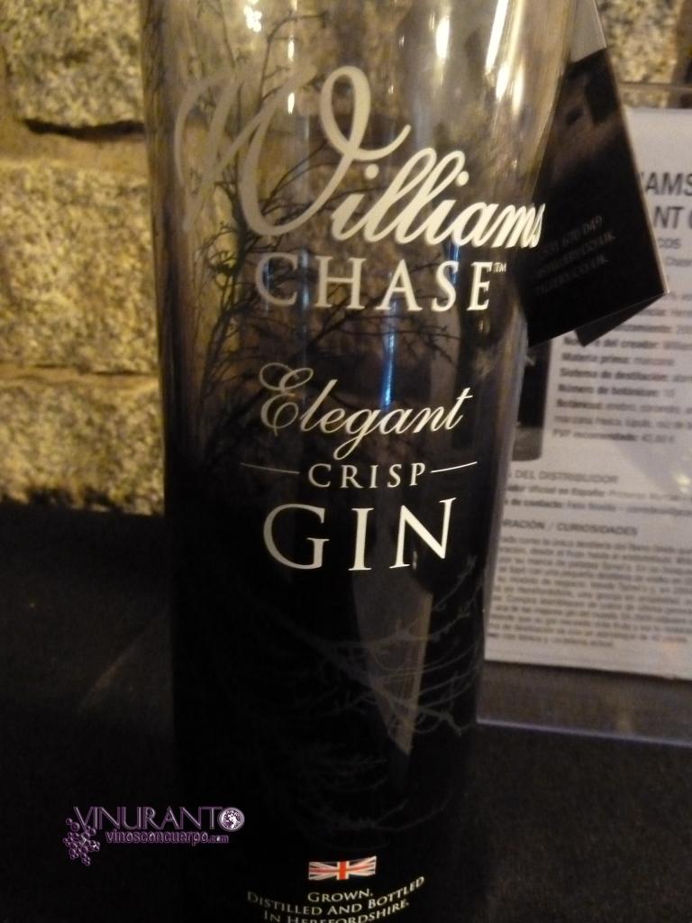 William Chase Elegant Gin