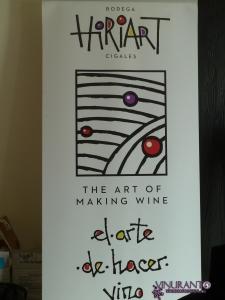 Hiriart. El arte de hacer vino.