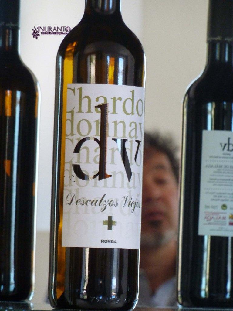 Chardonnay Descalzos Viejos.
