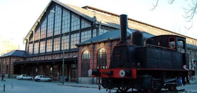 Museo del Ferrocarril. ©Sapos y Princesas