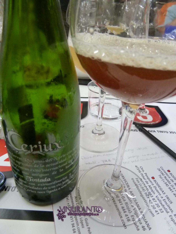 Cerveza Negra Ceriux