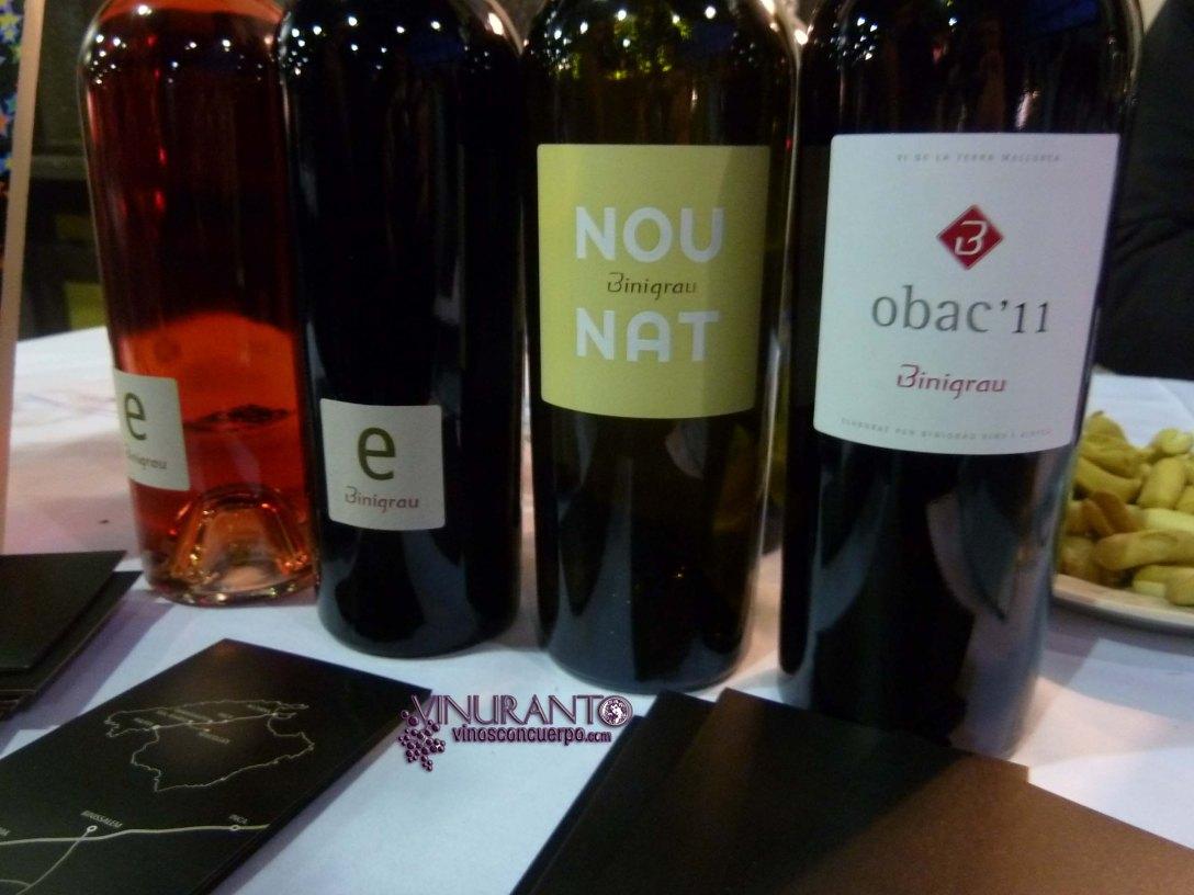 Los vinos de Binigrau