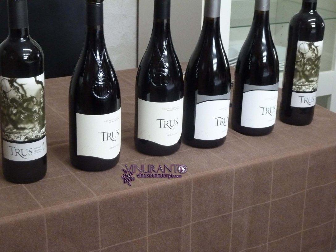 Vinos de Ribera del Duero, Trus.