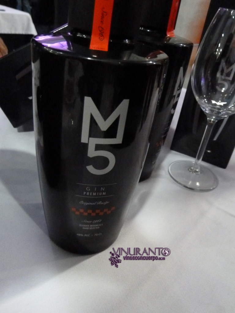 M5 Gin. Una clásica maravillosa.