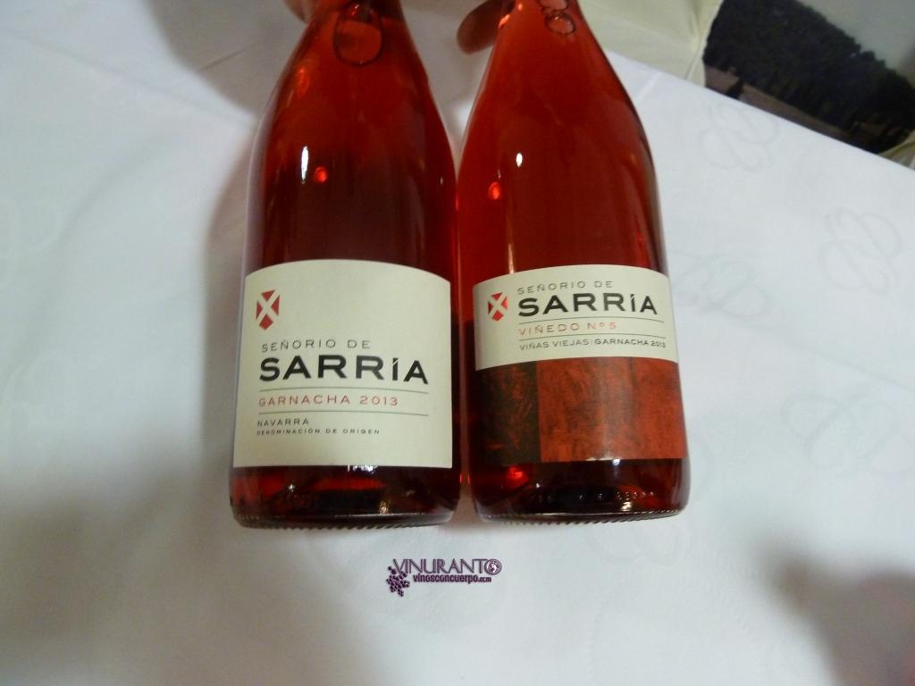 Los Dos Sarria Juntos... de Navarra.