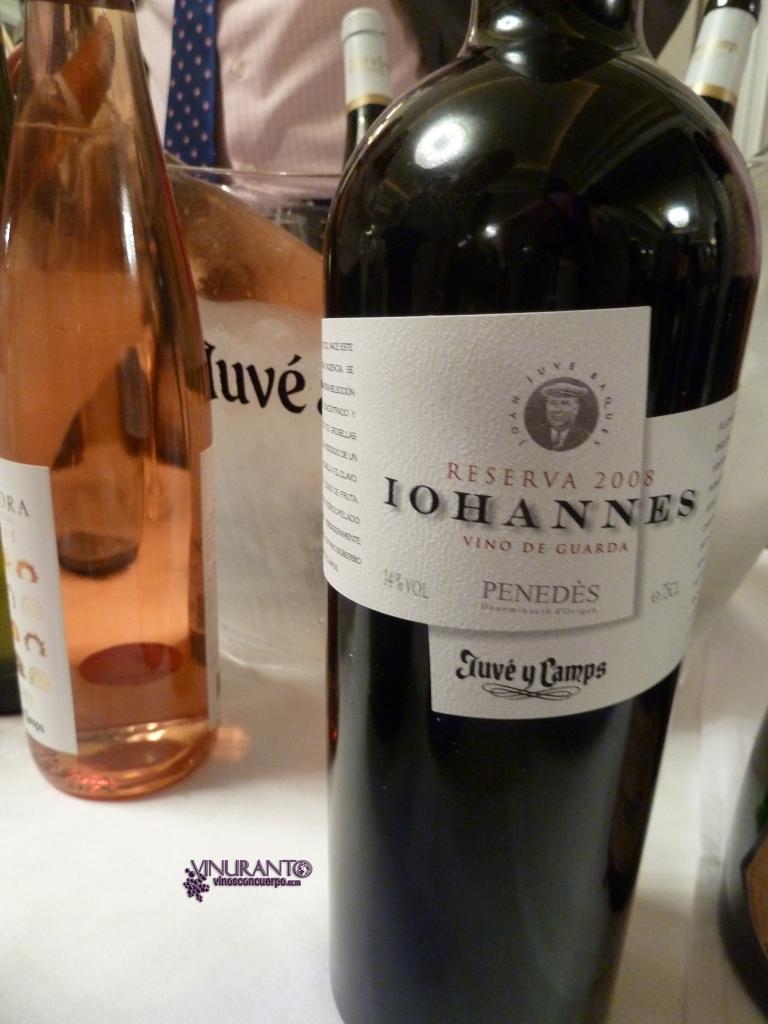 Iohannes, vino de guarda, D.O. Pènedes. Para disfrutar en cualquier momento, a pesar de todo.