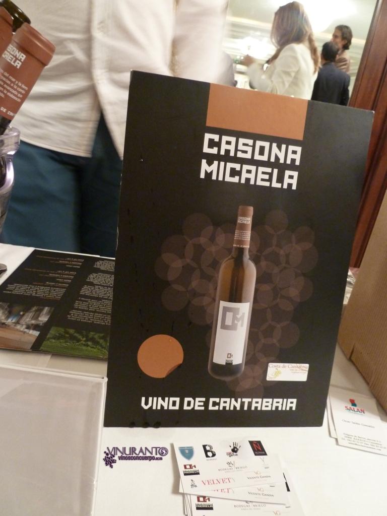 Casona Micaela, Cantabria.