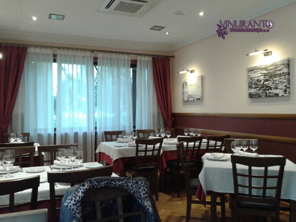 Restaurante Torreblanca (Guadarrama).