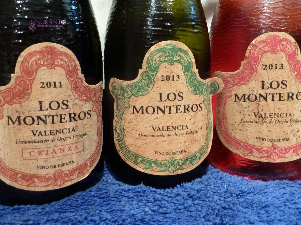 Los Monteros. D.O. Valencia.