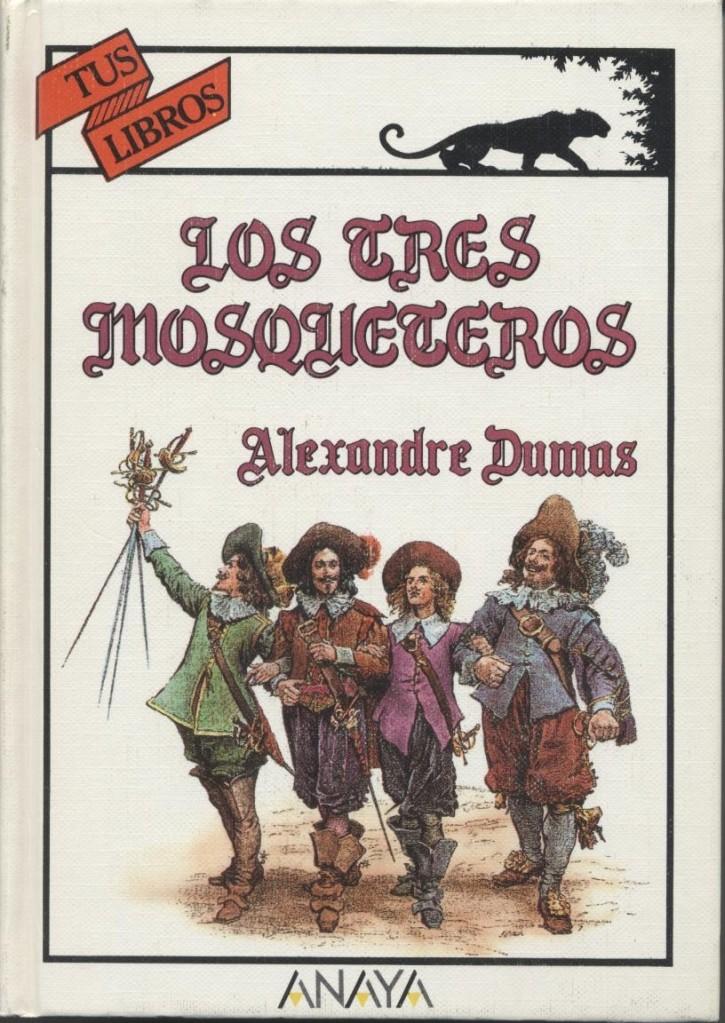 El Libro de Alejandro Dumas (Ed. Anaya)
