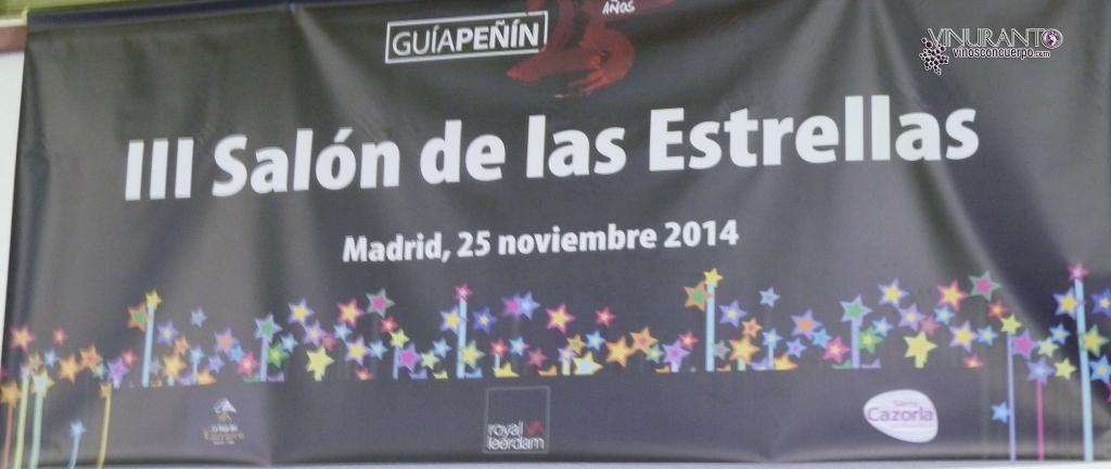 Salon de las Estrellas. 25 de Noviembre 2014.