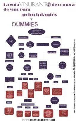 Guía de compra de vino para principiantes y dummies.