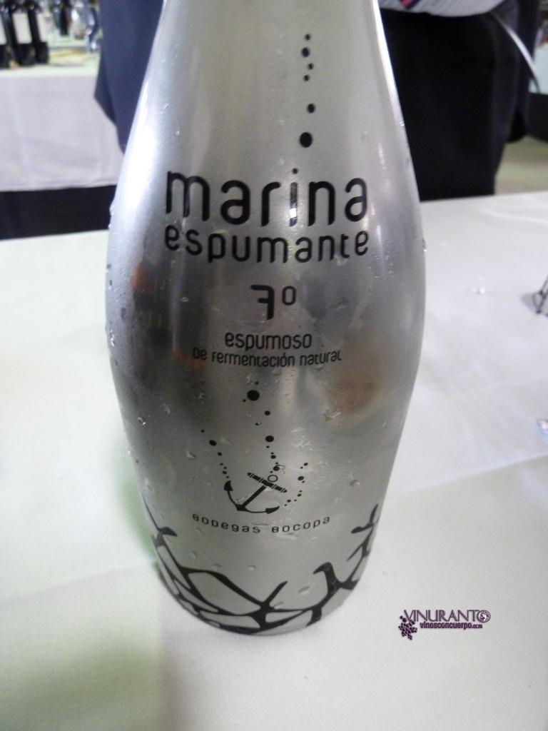 Marina Espumante Brut. D.O. Alicante.