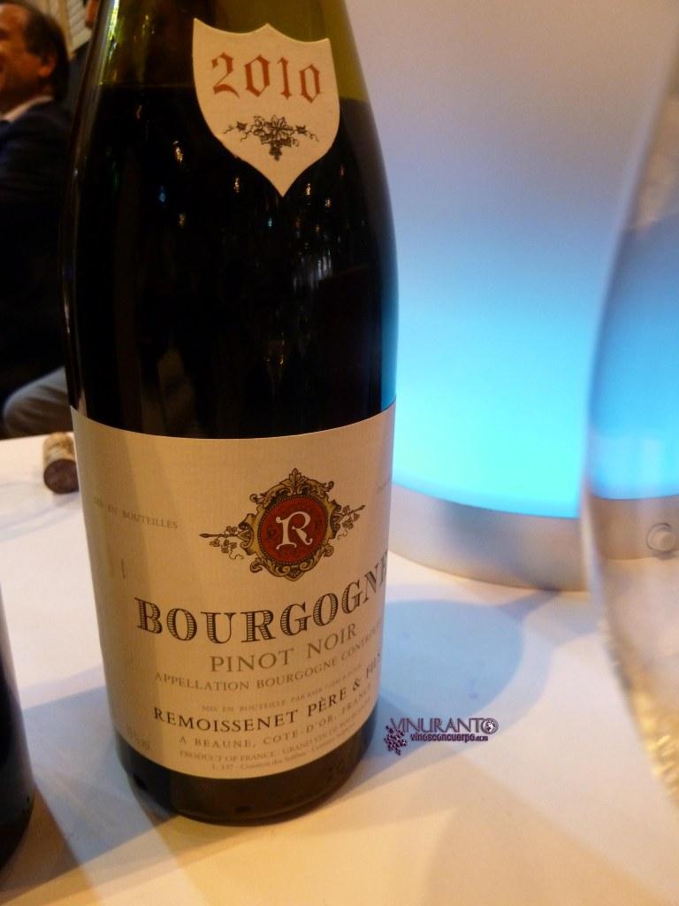 Borgone Pinot Noir. 2010. Francia.