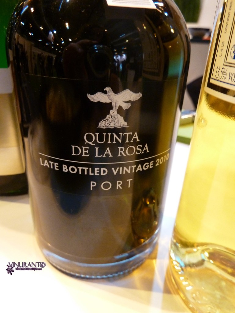 Quinta de la Rosa. LBV 4 años.