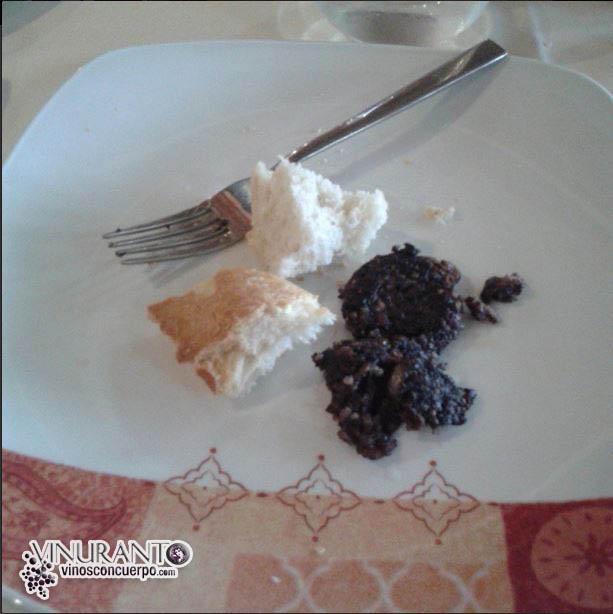 Morcilla. Restaurante Madrileño - Guadarrama.