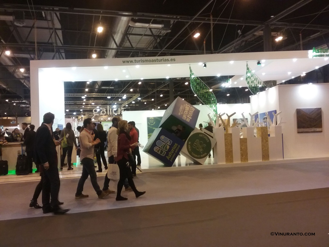 Fitur 2016- Stands