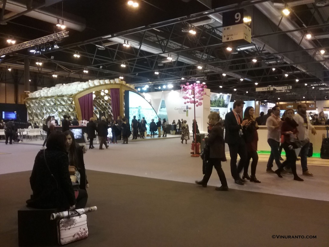 Fitur 2016- Stands.
