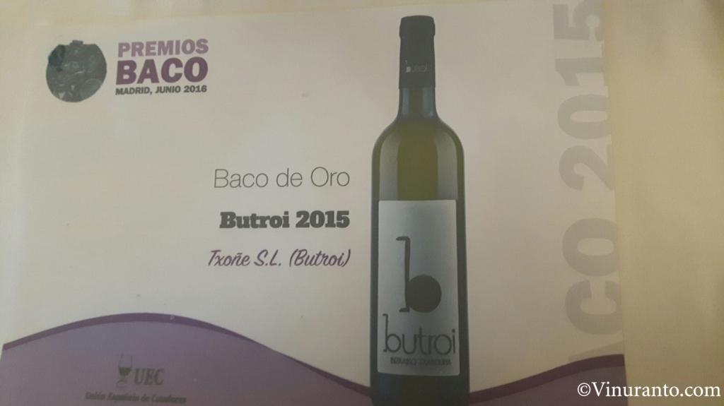 Butroi Premiado.