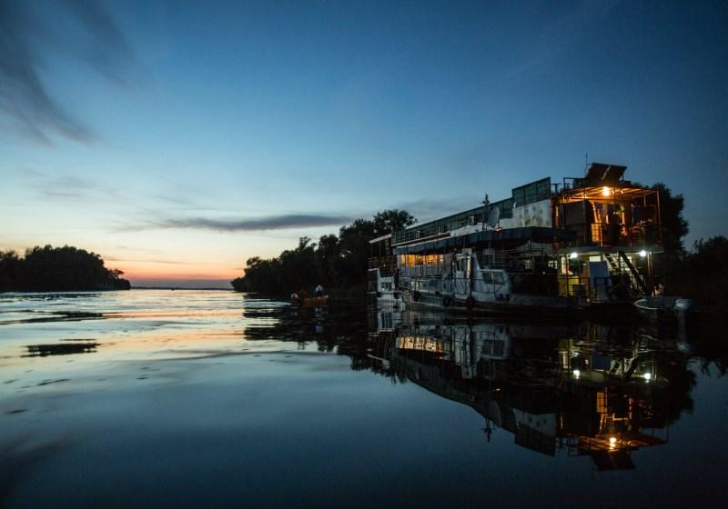 Delta del rio Danubio. ©romania.travel