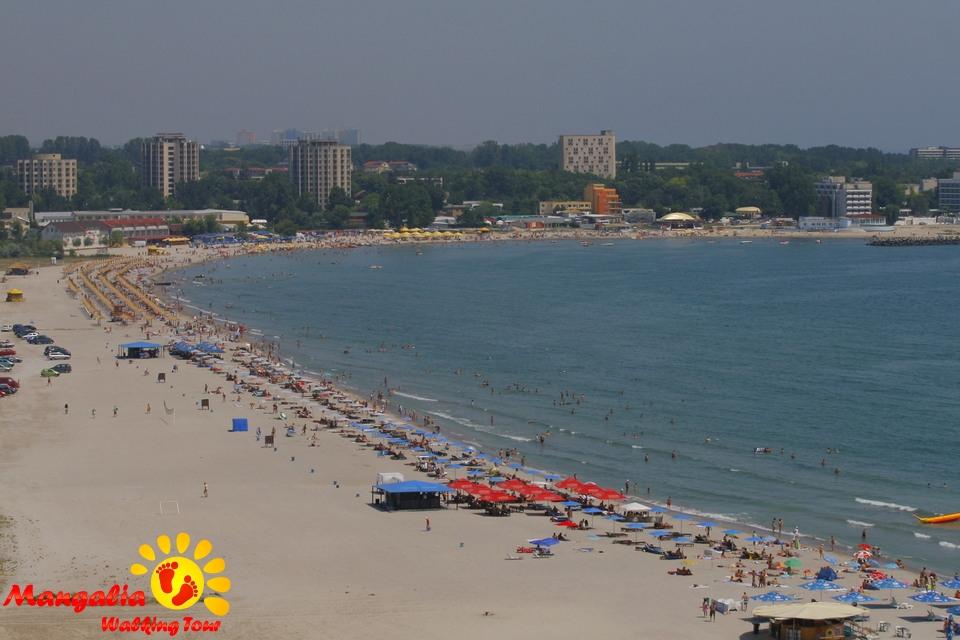 Playa de Rumania